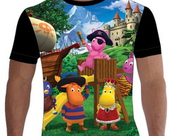 Camiseta Backyardigans 02