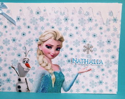 Caderno Decorado Frozen