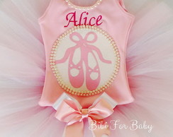 Kit Bailarina Collant Alice