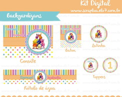 Kit Digital Backyardigans