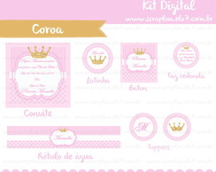 Kit Digital Princesa
