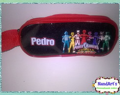 Necessaire P - Power rangers