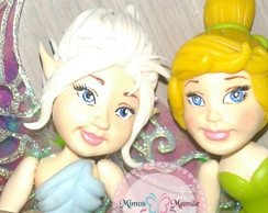 Personagem mais vela Disney Tinkerbell