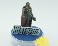 Latinha Mint To Be Thor