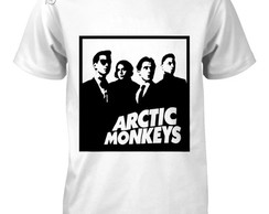 Camiseta stencil Arctic Monkeys