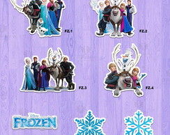 Display de Mesa 20 cm - Frozen
