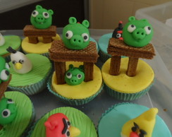 Cupcakes - Angry birds