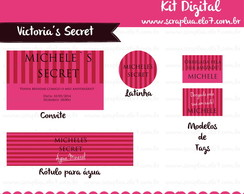 Kit Digital Victoria`s Secret
