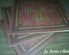 Convite Once Upon a Time