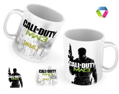 Caneca Call of duty MW3