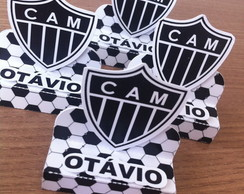 Porta chocolate Atletico Mineiro