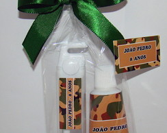 "Kit Dental ""Camuflado"""