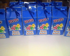 Caixa Milk M&M