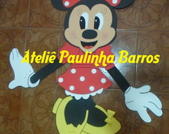 Aplique Minnie