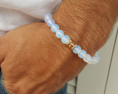 Pulseira Element Pedra da Lua Moonstone