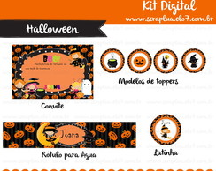 Kit Digital Halloween