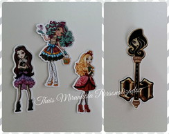 Aplique Ever After High
