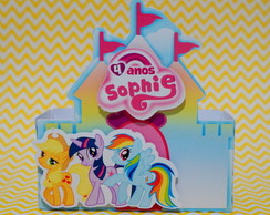 Castelo My Little Pony
