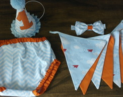 conjunto samash the cake chevron 1