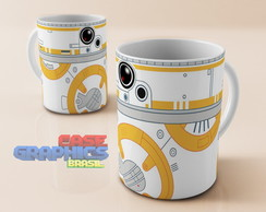 Caneca STAR WARS BB-8 DROID