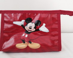 Necessaire Mickey e Miney