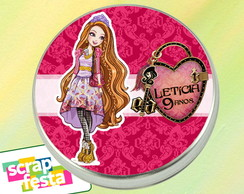 Latinhas Personalizadas Ever After High