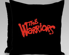 CAPA ALMOFADA THE WARRIORS