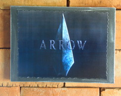 Quadro Vintage Super Herois - Arrow