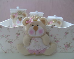 Kit Higiene Ursa Princesa