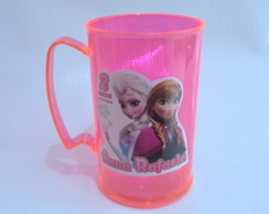 Caneca de 370ml Frozen (colorida)