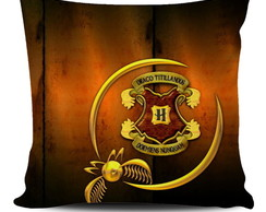 Almofada Harry Potter- Quadribol Hogwart