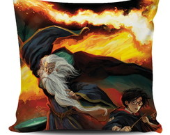 Almofada Harry Potter - Dumbledore