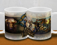 CANECA LEAGUE OF LEGENDS 2