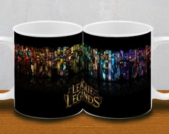 CANECA LEAGUE OF LEGENDS 4