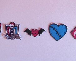 100 Toppers Monster High