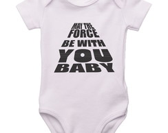 Star Wars - Body ou Camiseta infantil