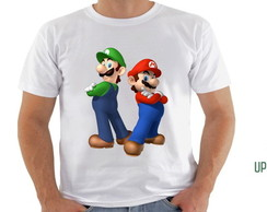 camiseta super mario bross
