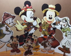 Kit display Tema Mickey Safari