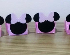 Forminha Minnie 3D