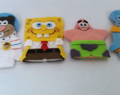 Dedoches - Turma do Bob Esponja