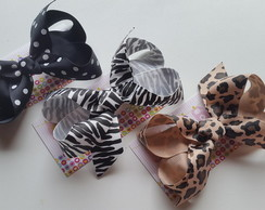 Laço Hair Bow Estampado M
