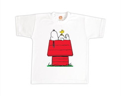 Body ou Camiseta Snoopy
