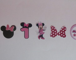 100 Toppers Minnie rosa
