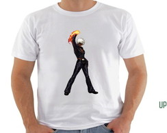 camiseta the king of fighters