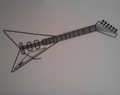 guitarra metaleiro