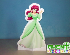 Display de Mesa A pequena Sereia Ariel