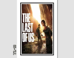Quadro 60x40cm Games - The Last Of Us