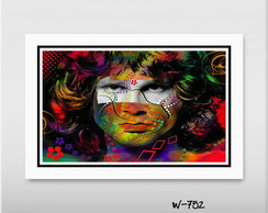 Quadro 60x40cm The Doors - Jim Morrison