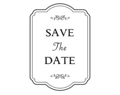 Save the Date Digital Personalizado