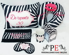 Kit Animal Print Zebra